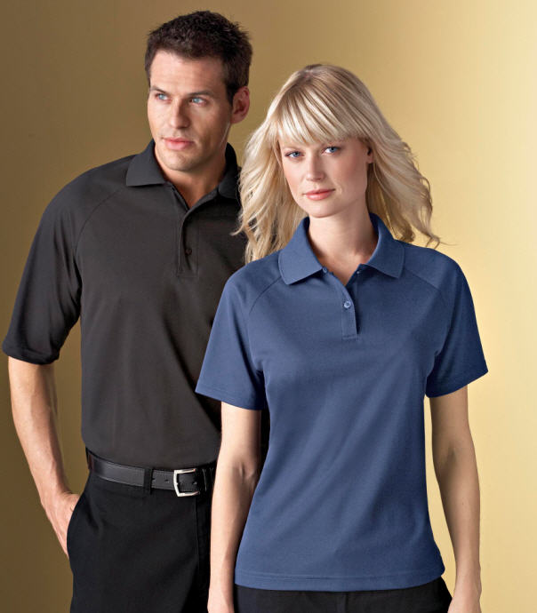 ae9df270c37 Ladies Extreme Performance Moisture Management Polo Shirt