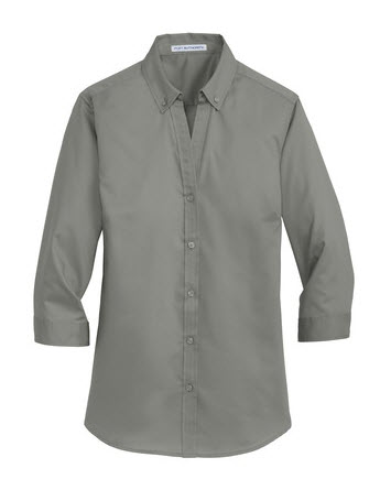 4a49750c85 Ladies Wrinkle Resistant Shirt SharperUniforms.com