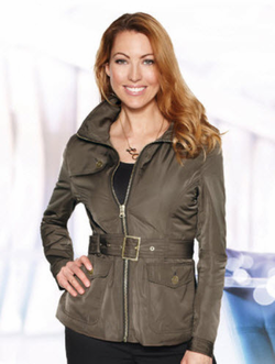 Ladies Valet Water Resistant Jacket (Discontinued may NOT be returned or exchanged)
