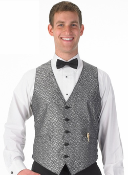Men's Banquet Matrix Vest