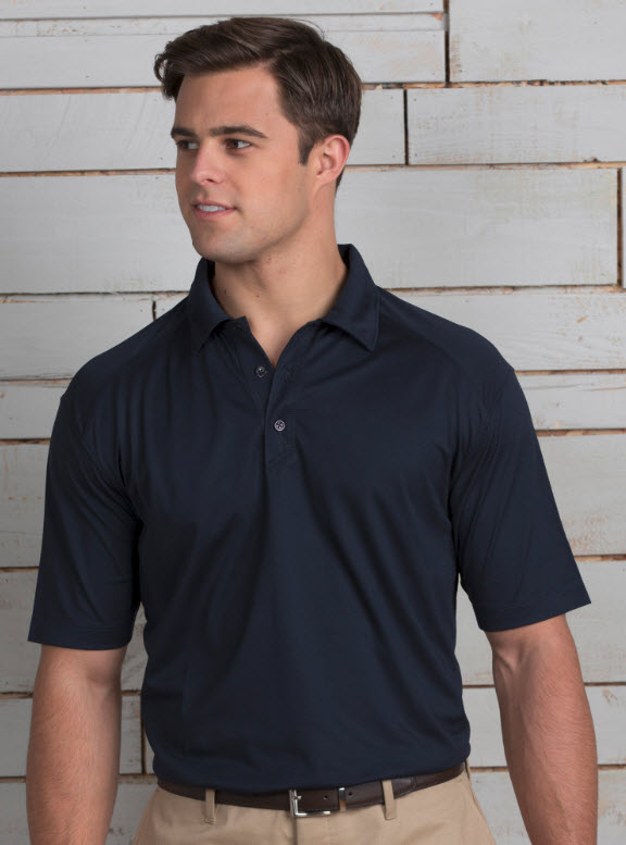 807823f554150 Men s Extreme Fitted Restaurant Polo Shirt Men s Extreme Fitted Restaurant  Polo Shirt ...