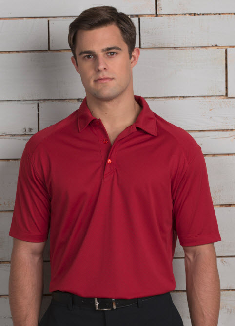 7d7800633dd37 ... Men s Extreme Fitted Restaurant Polo Shirt