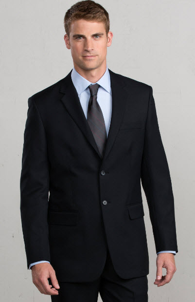 men s washable suit coat uniform suit jacket