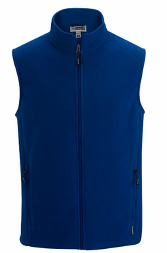 Men's Hotel Microfleece Vest