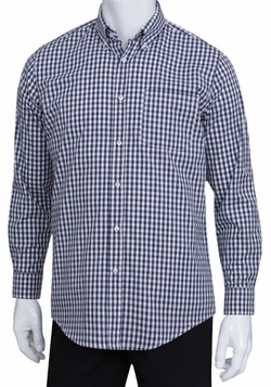 Men's Server Gingham Shirt