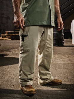 Men's Wrangler Utility Work Uniform Pants