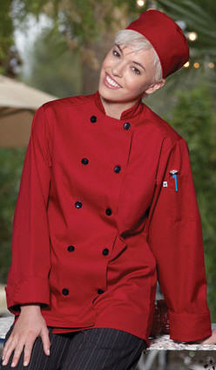 Moroccan Chef Coat