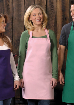 Regular No Pocket Bib Apron
