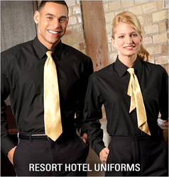 Resort Hotel Uniforms