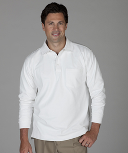 Unisex Blended Soft Touch Pique Polo with Pocket