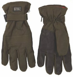 Waterproof Industrial Glove with PVC Palm
