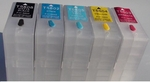Refillable cartridges for Epson Stylus Pro 3800/3880/3850/3800c