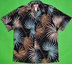 Antique Hawaiian Shirts<br>Men's Hawaiian shirts<br>Matching chest pocket<br>100% Cotton<br>