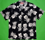 Dole Pineapple Plantation<br>Men's Hawaiian shirts<br>Matching chest pocket<br>100% Cotton<br>