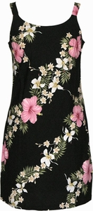 Hawaii Hibiscus Lei<br> Hawaiian Dresses<br>100% Rayon<br>