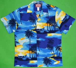 Hawaiian Aloha Shirts<br>Men's Hawaiian shirts<br>Matching chest pocket<br>100% Cotton<br>