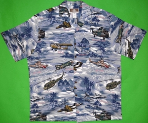 Hawaiian Clothing<br> Hawaiian Aloha Shirt<br>Matching chest pocket<br>55%Cotton/45%Rayon<br>