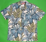 Hawaiian Shirt Day<br>Men's Hawaiian shirts<br>Matching chest pocket<br>100% Cotton<br>