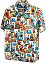 Best Beers<br>Men's Hawaiian shirts<br>Matching chest pocket<br>100% Cotton<br>