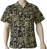 Pacific Legend<br>Hawaiian Aloha Shirt<br>Matching Chest Pocket<br>100% Cotton<br>