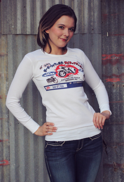 Ladies Moto Japan Thermal