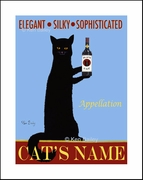 APPELLATION BLACK CAT - Custom Print