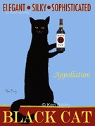 APPELLATION BLACK CAT - Premium Canvas Limited Edition