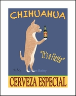 CHIHUAHUA CERVEZA ESPECIAL - Limited Edition Print