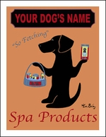 Custom Black Dog Spa Products - From $89.50