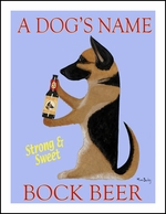 Custom Shepherd's Bock Beer