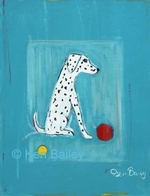 Dalmation -  Premium Canvas Limited Edition Print