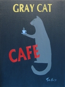 GRAY CAT CAFE
