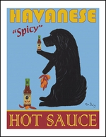 Havanese Hot Sauce - Limited Edition Prints