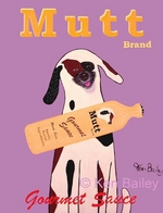 Mutt Brand - Premium Canvas Limited Edition Print