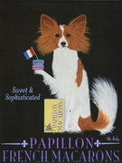 PAPILLON FRENCH MACARONS - Premium Canvas Limited Edition Print