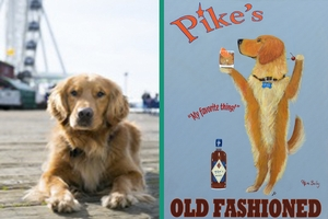 PIKE'S OLD FASHIONED""