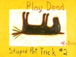 Play Dead - Premium Canvas Limited Edition Print