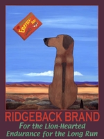 Ridgeback Brand - Premium Canvas Limited Edition Print
