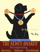 The Newfy Awards -  Premium Canvas Limited Edition Print