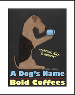 WELSHIE BOLD COFFEES - Custom Print