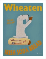 WHEATEN IRISH SODA BREAD - Fine Limited Edition Print