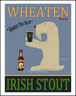 WHEATEN STOUT - Fine Limited Edition Print