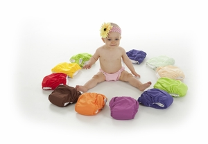 Cloth Diapering Class: How to Choose the Best Cloth Diapers for You