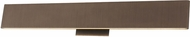 Abra 20002WV-BB Slim Modern Brushed Bronze LED 24  Bathroom Light