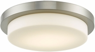 Abra 30016FM-BN Step Modern Brushed Nickel LED 16  Flush Mount Lighting