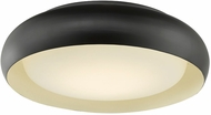 Abra 30060FM-BZ Euphoria Modern Bronze LED 15  Ceiling Light