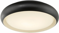 Abra 30061FM-BZ Euphoria Modern Bronze LED 18  Ceiling Lighting Fixture