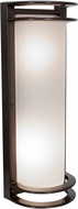Access 20031MG-BRZ-RFR Nevis Modern Marine Grade Bronze Exterior Lighting Wall Sconce