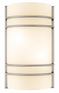 Access 20416-BS Artemis Wall Sconce in Brushed Steel