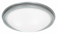 Access 20456 Aztec Contemporary 4  Tall Flush Ceiling Light Fixture